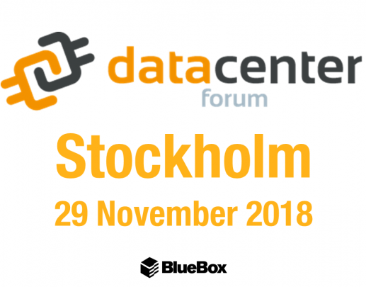 Blue Box примет участие в Datacenter Forum Стокгольм